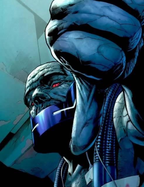 Darkseid Reborn