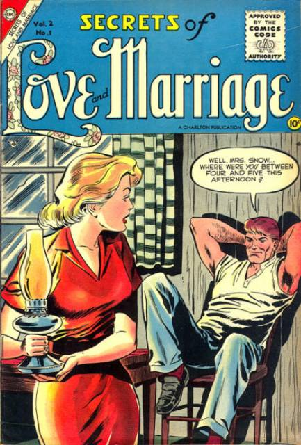 Secrets of Love and Marriage