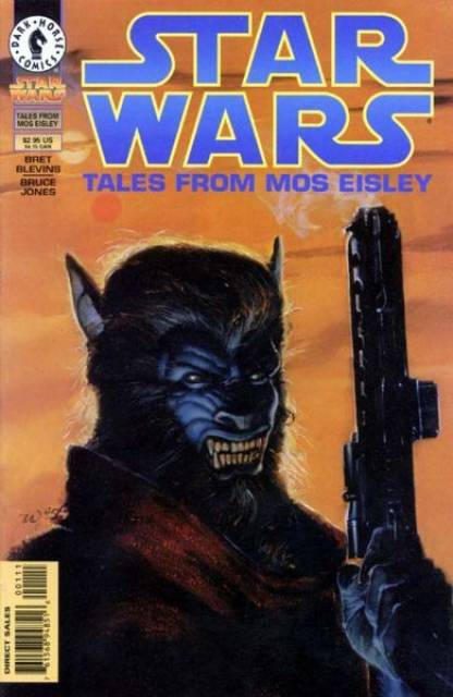 Star Wars: Tales From Mos Eisley
