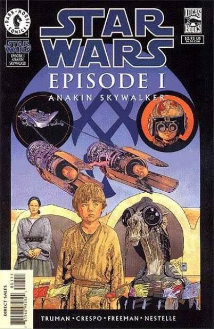 Star Wars: Episode I Anakin Skywalker