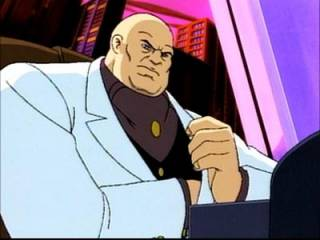 Kingpin in Spiderman: The Animated Series 1994