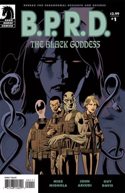 B.P.R.D.: The Black Goddess