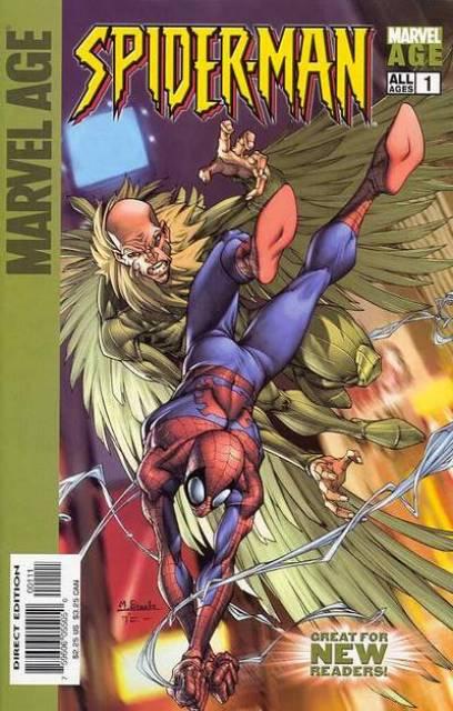 Marvel Age: Spider-Man