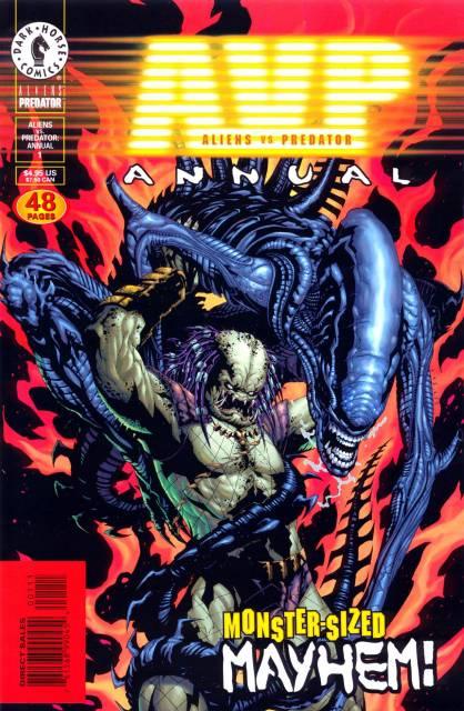 Aliens vs. Predator Annual