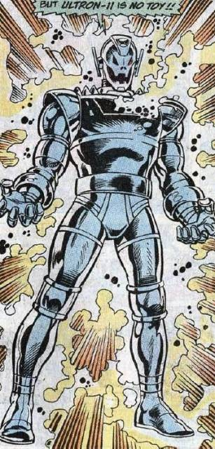 Ultron-11 specifically created for the Beyonder's Secret Wars.
