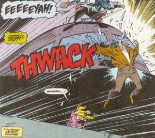 Wolverine can survive being hit by a plane.