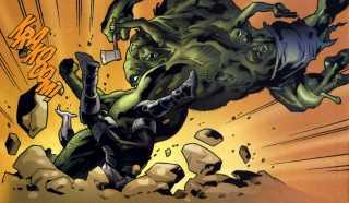 Horde attacks Hiroim.