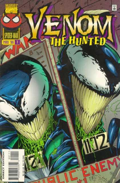 Venom: The Hunted