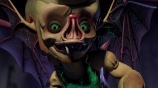 Wingnut/Kirby Bat - TMNT 2012