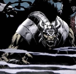 Black Lantern Wildebeest