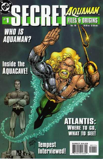 Aquaman: Secret Files & Origins