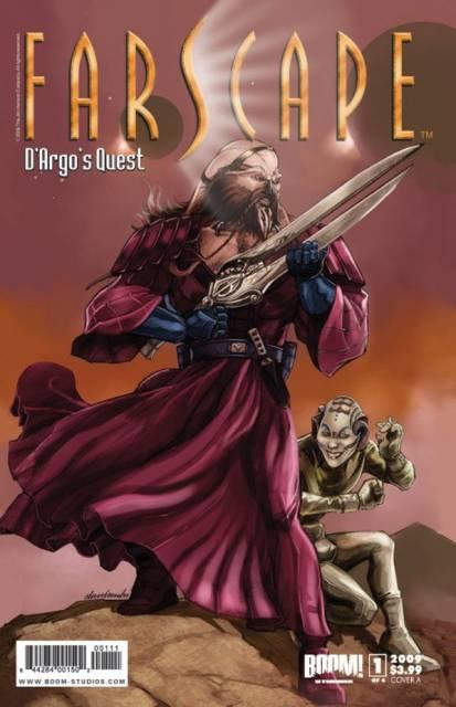 Farscape: D'Argo's Quest