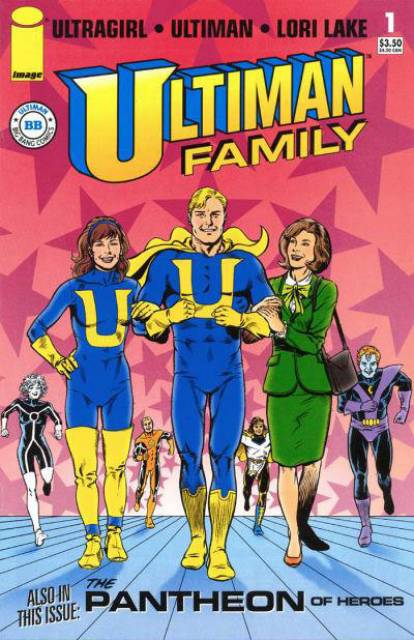 Big Bang Presents the Ultiman Family