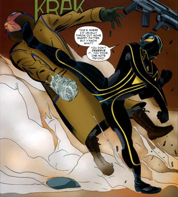 Spider-Man Takes Down Massacre
