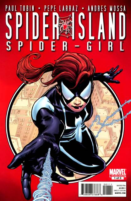 Spider-Island: The Amazing Spider-Girl