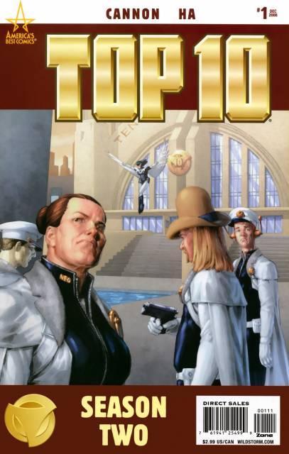 Top 10 Season Two