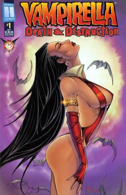 Vampirella: Death & Destruction