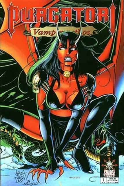 Purgatori: The Vampires Myth