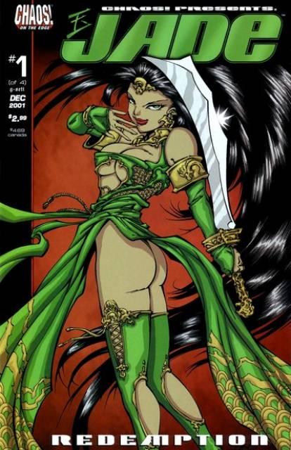 Jade: Redemption