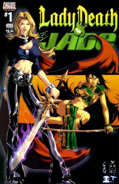 Lady Death and Jade