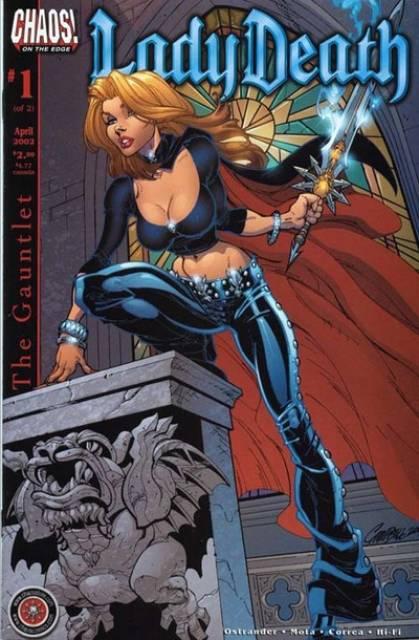 Lady Death: The Gauntlet