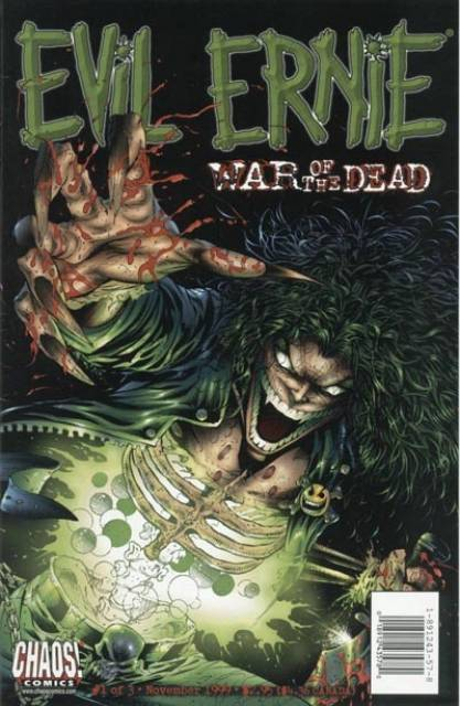 Evil Ernie: War of The Dead