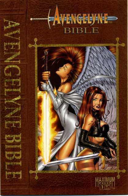 Avengelyne Bible / Avengelyne Armageddon Preview