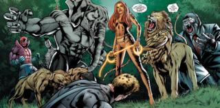 Cheetah's Menagerie