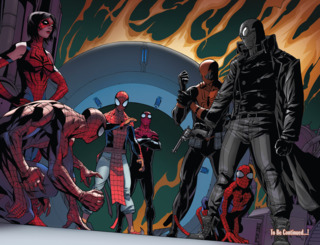 Spider-Men of the Multiverse