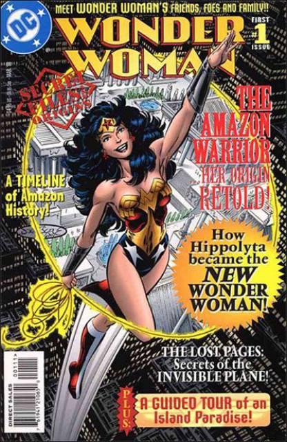 Wonder Woman: Secret Files & Origins