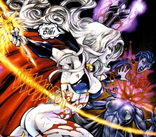 Lady Death vs Nocturne