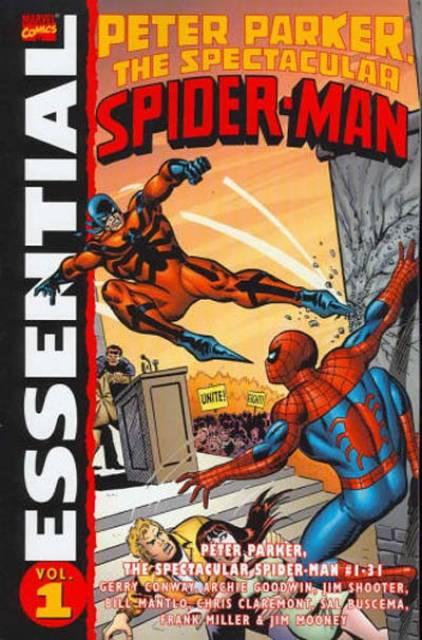 Essential Spectacular Spider-Man