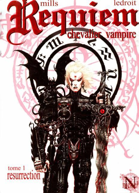 Requiem: Chevalier Vampire