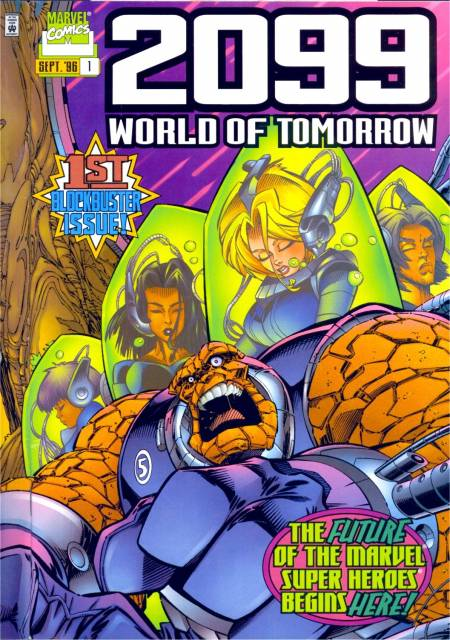 2099: World of Tomorrow