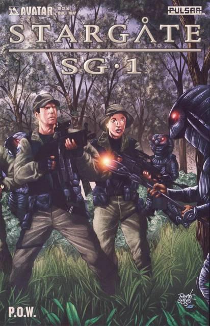 Stargate SG-1: P.O.W