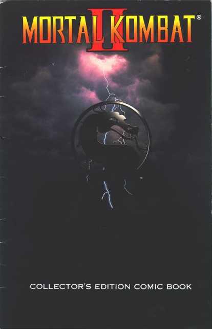 Mortal Kombat II Collector's Edition