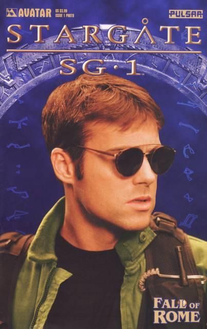 Stargate SG-1: Fall of Rome