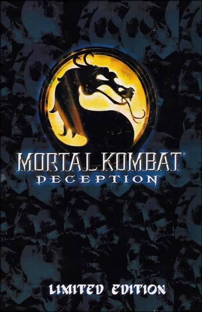 Mortal Kombat Deception Special Edition