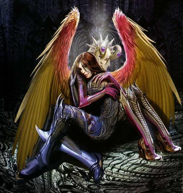 Dani uses her power to heal Sara