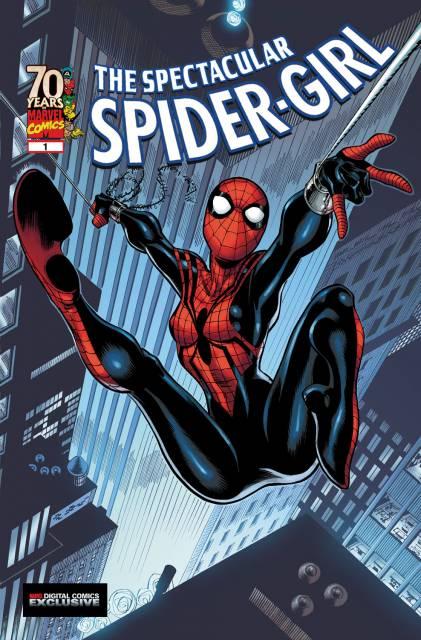 Spectacular Spider-Girl