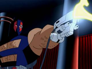 KGBeast in Justice League Unlimited.