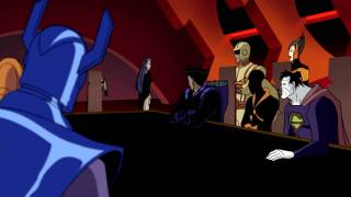 Puppeteer in Justice League Unlimited.