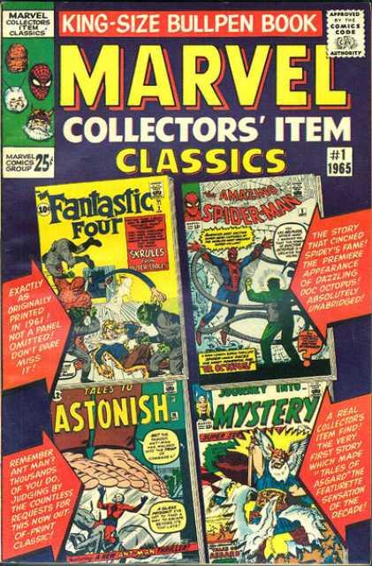 Marvel Collectors' Item Classics