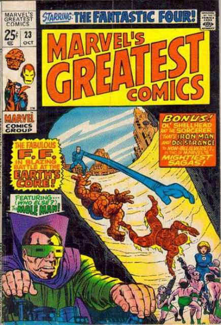 Marvel's Greatest Comics