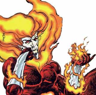 The Elemental Firestorm (Martin Stein)