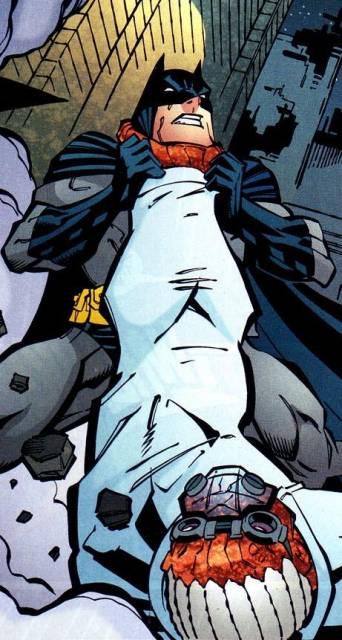 The Bat Vs. Brick