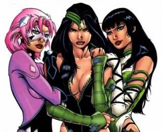 Forming B.A.D. Girls Inc.