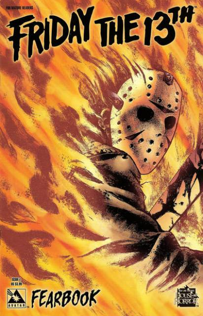 Friday the 13th Fearbook