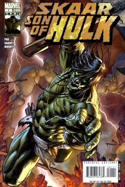 Skaar: Son of Hulk