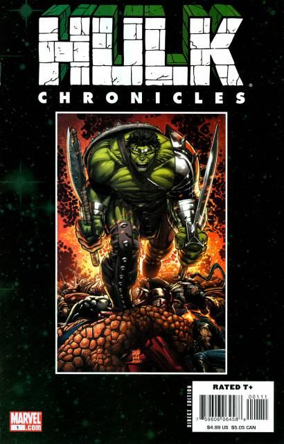 Hulk Chronicles: WWH
